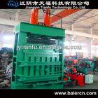 (TFKJ) Y82-630B fabric piece, gunny bags hydraulic briquetting press baler machine CE&ISO