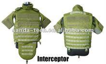 NIJ IIIA Interceptor body armor/Bulletproof vest
