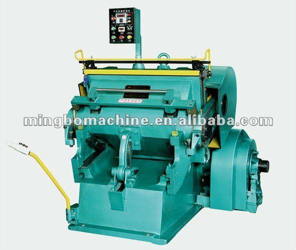 MB-930 semi-auto die cutting machine