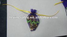 elegant promotional organza bag for gift