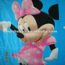 100%polyester super soft blanket fabric/Polar fleece china