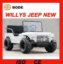 NEW 125CC MINI JEEP WILLYS JEEP (MC-424)