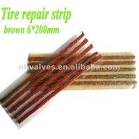 Tire Seal / tire repair strip 6X200mm / Tire seal string