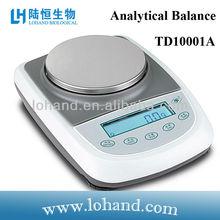 Lab digital lab precision balance TD10001A