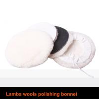 Natural Wool Polishing Pad