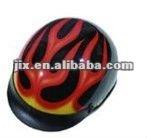 2015 DOT motorcycle helmet/Halley Helmet JX-B210 brown motorcycle helmet