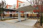 Plastic Tent Carport, Metal Motorcycle Carport Garage ,Luxury Cantilever Outdoor Carport Awning