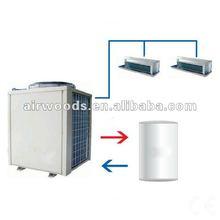 EVI air to water heat pump split type