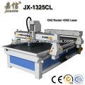 jiaxin cnc router laser schneiden und schneidemaschine