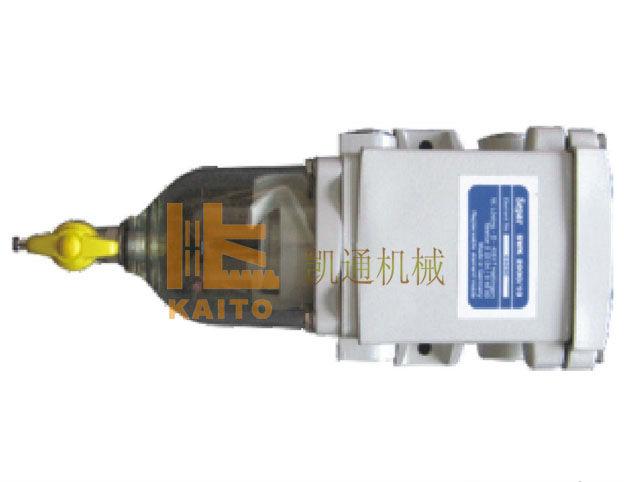 asphalt paver oil water separator