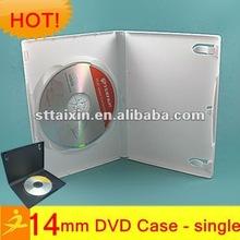 14mm wedding cheap dvd case