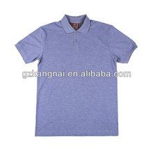 2013 latest fashion 95% cotton,5% spandex man polo t-shirt