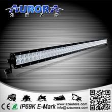 50inch 500W AURORA patented IP69K high quality led light bars