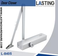 Door Closer With Sliding Arm