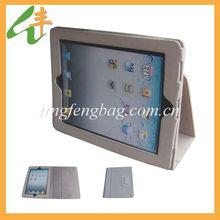 2012 fashion elegant purple flocking 10.1 tablet case