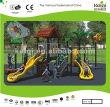 Updated KAIQI Tree house series amusement park equipment/play structure/playground outdoor