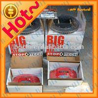 Hot!!! 6-pot big brake system kit of brembo stoptech
