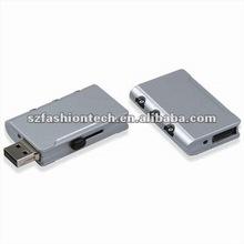 Metal Coded lock USB flash drive