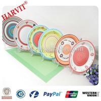 10 Cent Items 10.5'' Ceramic Dinner Plate/Hand-Painted Stoneware Plate/Cheap Bulk Dinner Plates