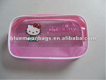 2012 pvc hello ketty pouch