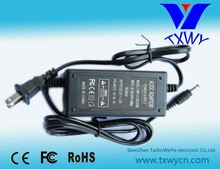 AC/DC New 12V 2A power adapter desktop
