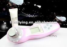 LED lamp photon ultrasonic facial beauty machine/ facial massager/personal care machine