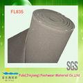 Oi- poli almofada de espuma de material para palmilhas