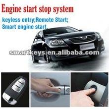 Smart keyless Auto Start, RFID Push Button Start System