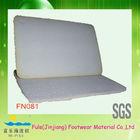 China breathable cushion material memory foam sponge