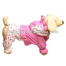 Beauty siamesed waterproof dog coat
