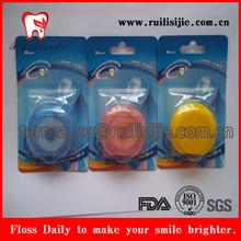 Personalized Nylon/PTFE/UHMWPE/High Dacron thread yarn waxed Dental Floss