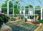 China modern aluminum glass sun room