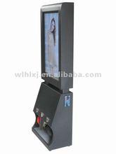 LCD shoe polishing machine/shoe cleaning machine