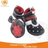 My Pet dog walking shoes in black color