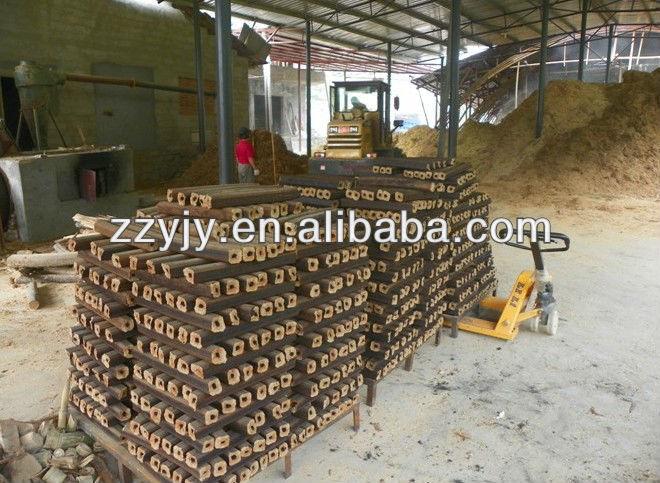 Large Capacity Wood Charcoal Making Machine/wood briquette machine
