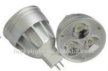 6W high power MR16 LED bulb