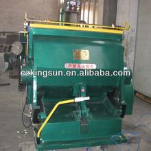 Semi-Automatic Die-Cutting and Creasing Machine/Platen Die-cutting machine/Paperboard die-cutting machine