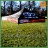 Tarpaulin Banner Stand Outdoor Tent Design