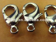 various fashion cheap zinc alloy lobster clasp