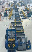 Heavy duty H del haz de línea de producción / máquina
