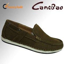 Genuine Leather Yound Men Fashion Footwear 2012