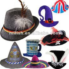 MH-0901 Party halloween Beer Oktoberfest hat/bavarian hat