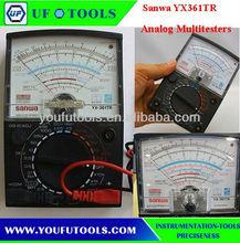 Sanwa yx361tr, amplio rango de medición/probador de muti/puntero multímetro/analógica multitesters( 750vac max.)
