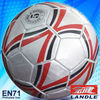 PVC leather machine stitched ball football