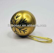 popular christmas tin ball