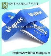 Nylon promotional velcro snow ski straps