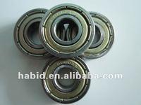 deep groove ball bearing metal shield 6000zz