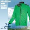 Men's functional windbreaker jacket with oeko text 100