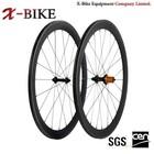 2014 XBIKE lightweight road wheel 1100g VX series tubular 50mm carbon wheel