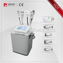 2013 V8 RF+ Vacuum+cavitation slimming machine fitness equipment